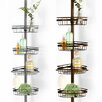 Sweet Home Collection Metal Shower Caddy