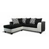 Piedmont Furniture Malyssa Left Hand Facing Sectional