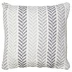 Mercury Row Chevron Cotton Throw Pillow