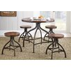 Mercury Row Fiona 5 Piece Dining Set