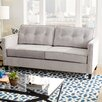Mercury Row Leda Sofa by Serta Upholstery