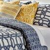 Mercury Row Trellis Comforter Set
