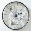 Mercury Row Vintage Wheel Photo Holder