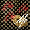 Mercury Row Love Me III by Color Bakery Wall Art on Wrapped Canvas
