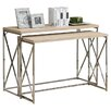 Mercury Row Balog 2 Piece Nesting Console Table Set