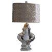 "Mercury Row 19"" Table Lamp with Oval Shade"