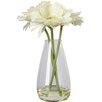 Mercury Row Daisy Glass Vase