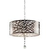 Mercury Row Desma 5 Light Drum Pendant