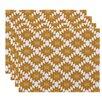 Mercury Row Luna Jodhpur Kilim Geometric Print Placemat (Set of 4)