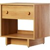 Mercury Row Cepheus 1 Drawer Nightstand