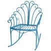 Mercury Row Basel Patio Rocking Chair