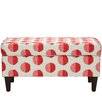 Mercury Row Sagitta Upholstered Storage Bedroom Bench