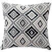 Mercury Row Van Tassell Diamond Print Throw Pillow (Set of 2)