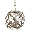 Mercury Row Dorota 3 Light Globe Pendant