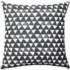 Mercury Row Batu Triangle Geometric Throw Pillow