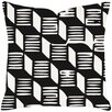 Mercury Row Baughman Geometric 100% Cotton Throw Pillow