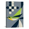 Mercury Row Warbler Graphic Art on Wrapped Canvas