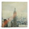 Mercury Row New York Photographic Print on Wrapped Canvas