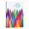 Mercury Row Colorland Graphic Art on Wrapped Canvas