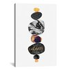 Mercury Row Balance Graphic Art on Wrapped Canvas