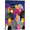 Mercury Row Good Night Graphic Art on Wrapped Canvas