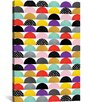 Mercury Row My Favorite Candy Graphic Art on Wrapped Canvas in Multicolored