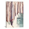 Mercury Row Forest Fox Graphic Art on Wrapped Canvas