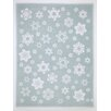 ChappyWrap Snowflakes Cotton Blend Blanket