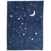 ChappyWrap Starry Night Cotton Throw Blanket