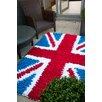 Chelsea Lifestyle The Brits Multi-Coloured Area Rug