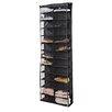 Simplify 26-Compartment Overdoor Shoe Organizer