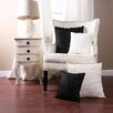 Best Home Fashion, Inc. Hand Beaded Decorative Throw Pillow Cover
