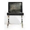 Designer Casa Croc Armless Lounge Chair (Set of 2)