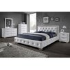Homestead Living Upholstered Bed Frame