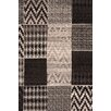 Wayfair Basics Teppich in Silber