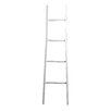 LPD Alaska 163m Manufactured Wood Straight Ladder