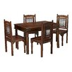LPD Darjeeling Dining Table and 4 Chairs