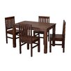 LPD Jaipur Dining Table and 4 Chairs