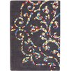 Foreign Accents Boardwalk Charcoal Area Rug