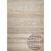 Foreign Accents Driftwood Tan Area Rug
