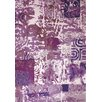 Foreign Accents Legends Hand-Tufted Purple Area Rug