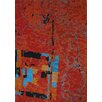 Foreign Accents Legends Hand-Tufted Red Area Rug