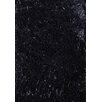 Foreign Accents Elementz Fettuccine Black Rug