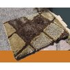 Foreign Accents Ragtime Brown Rug
