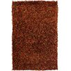 Foreign Accents Starburst Red/Brown Area Rug