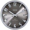 "FirsTime 10"" Steel Dimension Wall Clock"