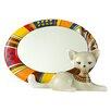 Goebel Seasonal Kitties Mirror