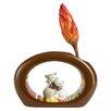 Goebel Vase African Kitty Seasonal Kitties