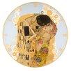 Goebel Der Kuss 30.5cm Analogue Wall Clock