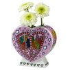 Goebel Peace And Love in My City Vase